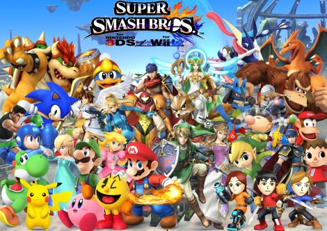 super_smash_bros_wii_u_3ds_characters_by_supersaiyancrash-d704xlh