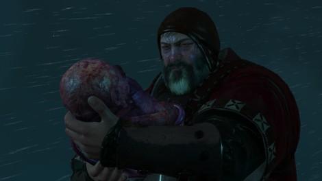 The Witcher 3 n'hésite pas à aborder des thèmes dérangeants de façon cru.