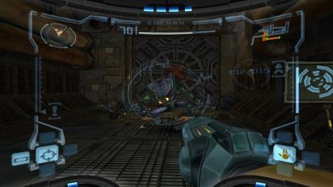 Ceci dit, Metroid Prime reste un jeu à ambiance relativement angoissante.